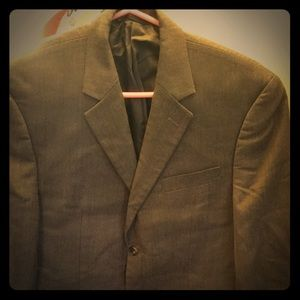 Izod Suits & Blazers - IZOD GRAY SPORTS COAT